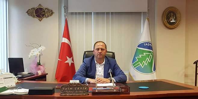 'Taciz'den gözaltına alınan belediye başkanına partiden ihraç