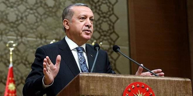 Erdoğan: 'Ne işin var senin Kerkük'te?'