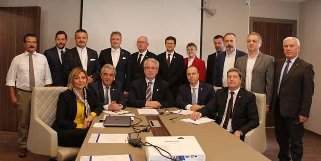 Türkiye Ticaret Merkezi için yeni adres Hırvatistan
