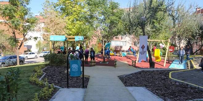 Nilüfer'e 'Sağlıklı Yaşam Parkı'