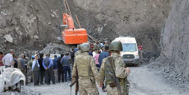 Ruhsatsız kömür ocağında göçük