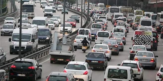 Bursa'da trafik düzenlemesi