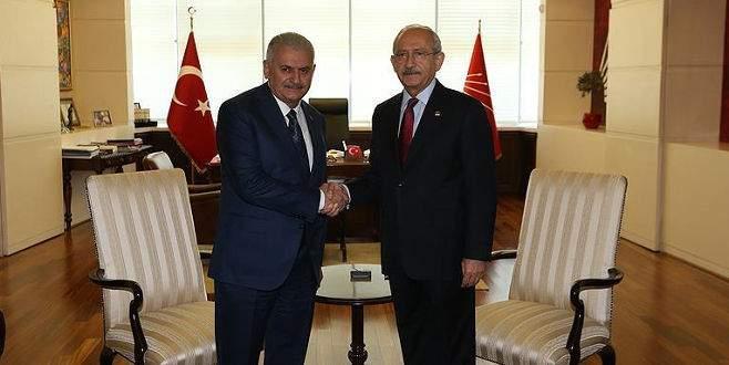 Binali Yıldırım: Kılıçdaroğlu ile memleket meselelerini konuştuk