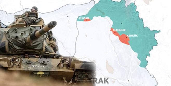 Irak'ta harita değişti!