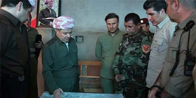 Barzani'ye darbe üstüne darbe!