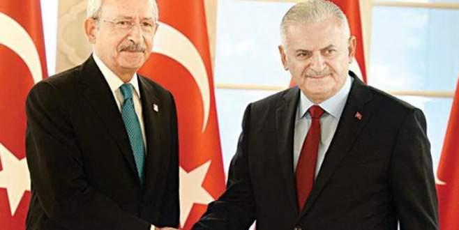 Başbakan Yıldırım ve Kılıçdaroğlu yarın görüşecek