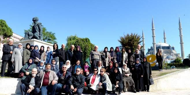 Kültür turlarında rota Edirne