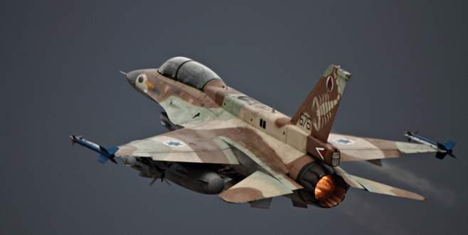 İsrail hava savunma bataryasını yok etti