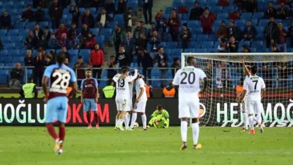 Akhisar'dan Trabzonspor'a tarihi fark: 6-1