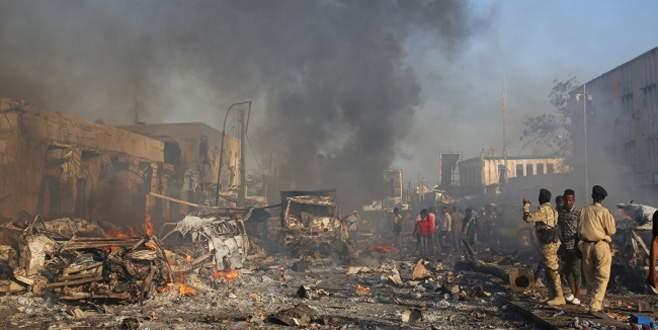 Somali'deki saldırıda ölü sayısı 231'e yükseldi