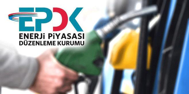9 akaryakıt şirketine 4,5 milyon lira ceza