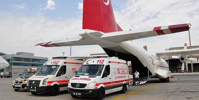 Somali'deki yaralılar Türkiye'ye getirilecek