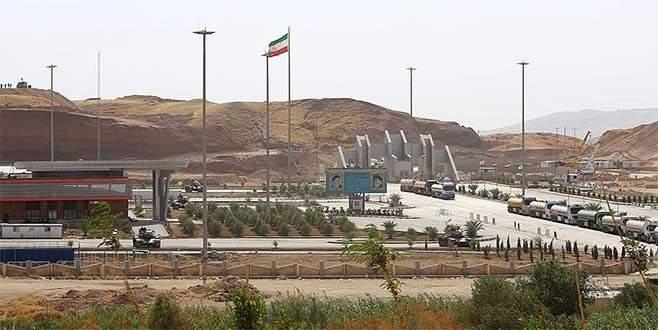 'İran IKBY ile sınır kapısını kapattı'