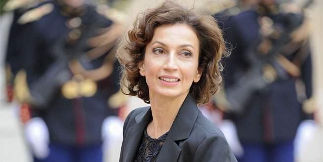 UNESCO'nun yeni genel sekreteri Azoulay