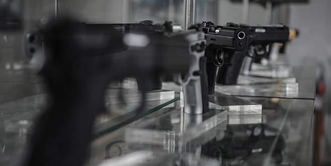 SSM yabancı silaha kapıyı kapattı