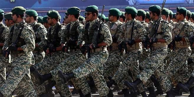 İran Devrim Muhafızları ABD'nin yaptırım listesine alındı