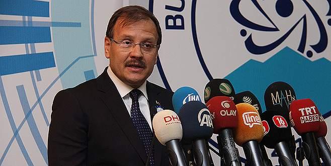 Çavuşoğlu BTÜ'ye hedefi gösterdi