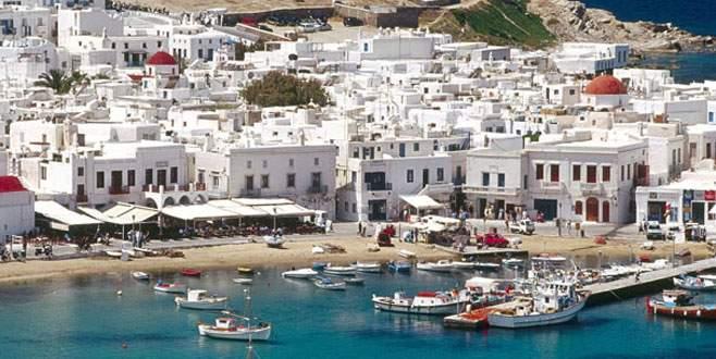 Yunan adalarına ticari yat yasak, feribot serbest