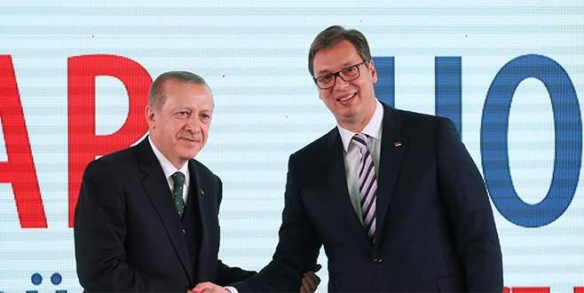 Sırbistan ile Türkiye arasında 2 günde 16 anlaşma