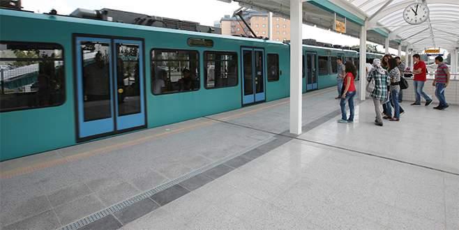 Bursaray'a yeni istasyon