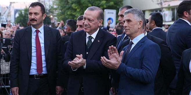'Cumhurbaşkanı Erdoğan'ın ziyareti Boşnakları onurlandırdı'