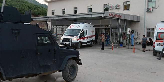 Hakkari'de alçak saldırı: 1 asker yaralı