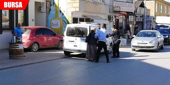 3 yankesici kadın gözaltına alındı