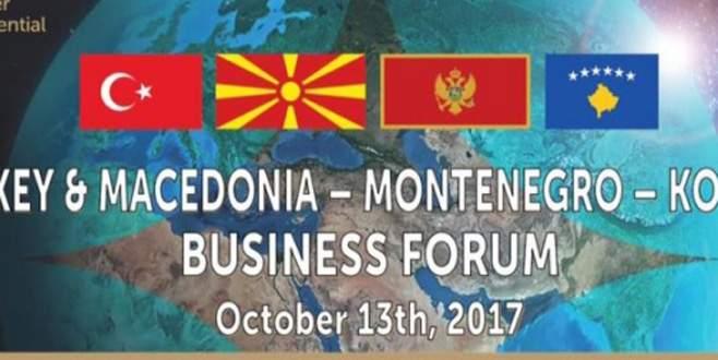 Ankara'da 'Balkan İş Forumu'