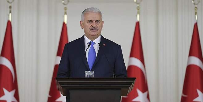 Başbakan Yıldırım'dan ABD'ye 'vize krizi' mesajı