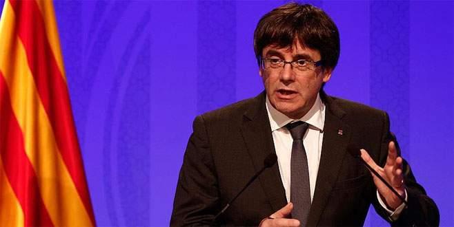 Katalonya Başkanı: Bağımsızlık sürecini askıya almalıyız