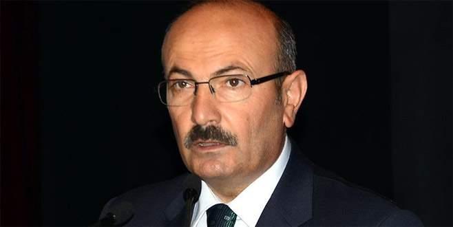 Eski Burdur Valisi FETÖ'den tutuklandı