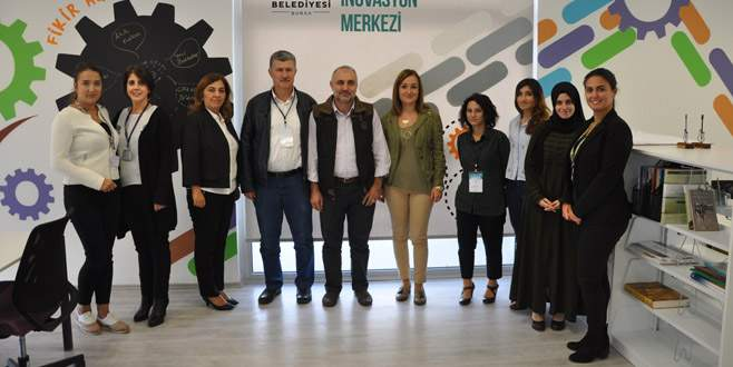 Nilüfer Belediyesi deneyimlerini paylaşıyor