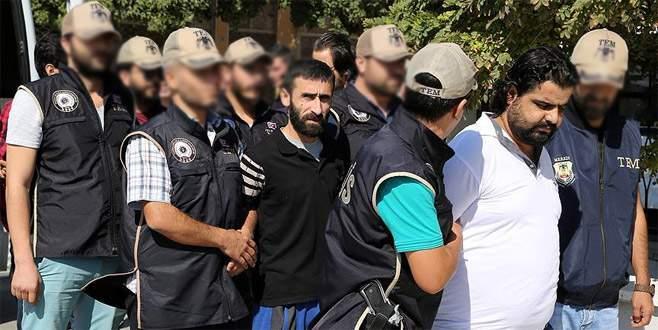 Kuzey Irak'tan gelen 4 terörist yakalandı