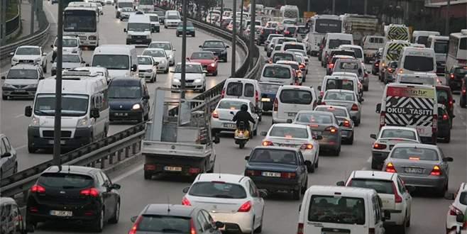 İzmir Yolu'nda trafik düzenlemesi