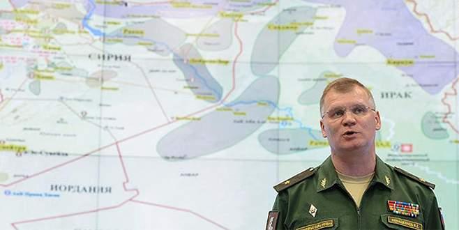 Rusya, ABD'yi IŞİD'le savaşır gibi yapmakla suçladı