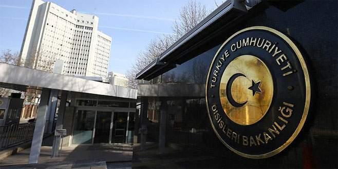 Türkiye'den AKPM'nin FETÖ sanığına ödül vermesine tepki