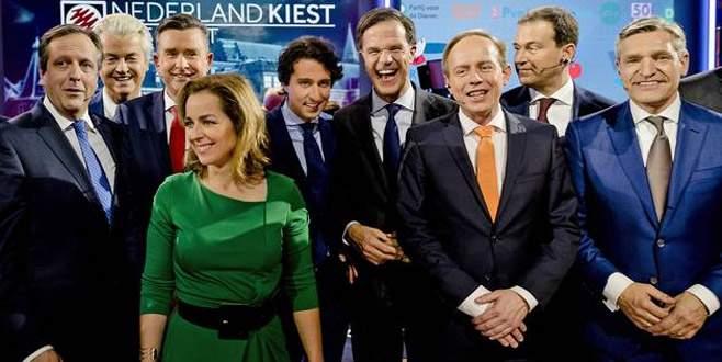 Hollanda'da 208 gün sonra hükümet kuruluyor