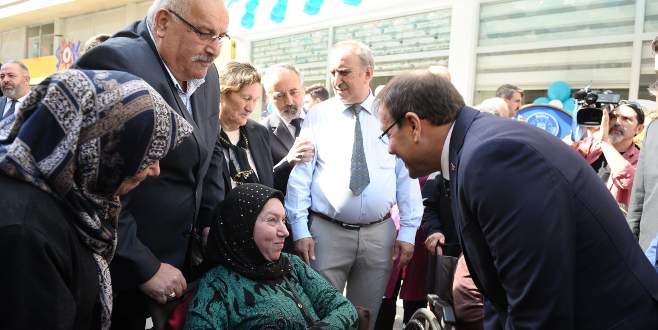 Çavuşoğlu'ndan engellilere müjde