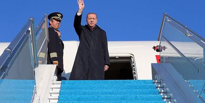 Vize krizi sonrası Erdoğan basın toplantısını iptal etti