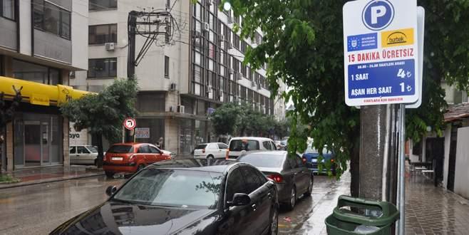 Caddeüstü otopark ücreti davalık oldu