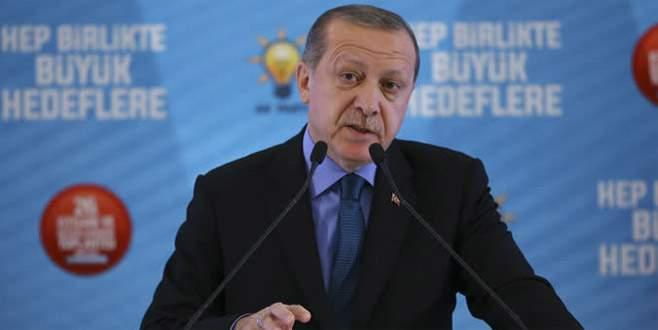 Erdoğan: 'Biz yeni bir Kobani yaşamak istemiyoruz ve…'