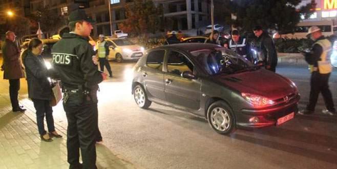 Niğde'de 400 polisle asayiş uygulaması