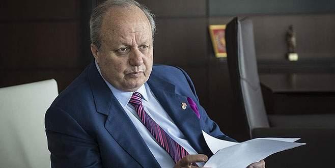 ASO Başkanı Özdebir: FETÖ'cüler beni tehdit etti