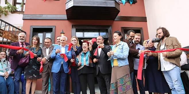 Bursa'nın ilk fotoğraf müzesi açıldı