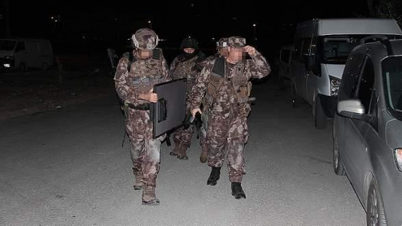 PÖH'lerden dev FETÖ operasyonu: 50 gözaltı
