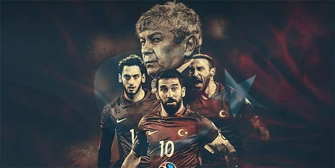 Türkiye-İzlanda maçının kadroları belli oldu