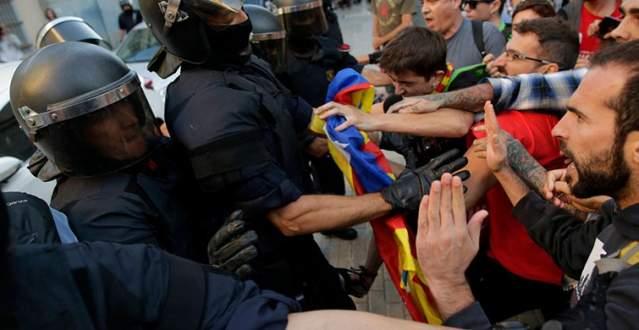 İspanyol hükümeti özür diledi!