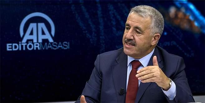 Bakan Arslan: Şubat 2018'e kalmadan ilk uçağı indireceğiz