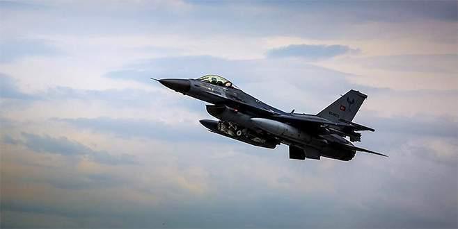 Kandil'deki PKK kamplarına hava harekatı