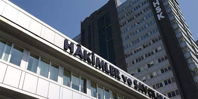 HSK 39 hakim ve savcıyı meslekten ihraç etti